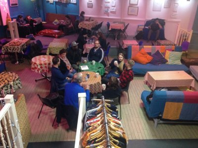The Nexus Art Cafe in Manchester